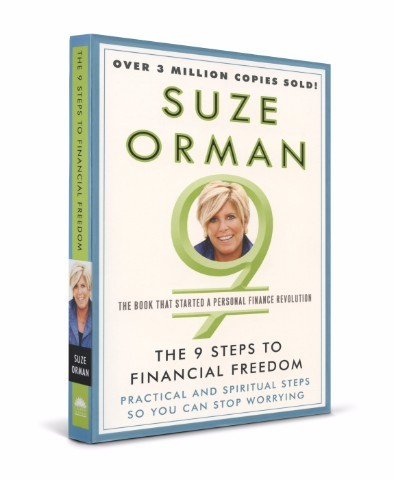 Suze orman products books kits personal financial guru can i suze orman products books kits personal financial guru can i afford it suze show solutioingenieria Choice Image