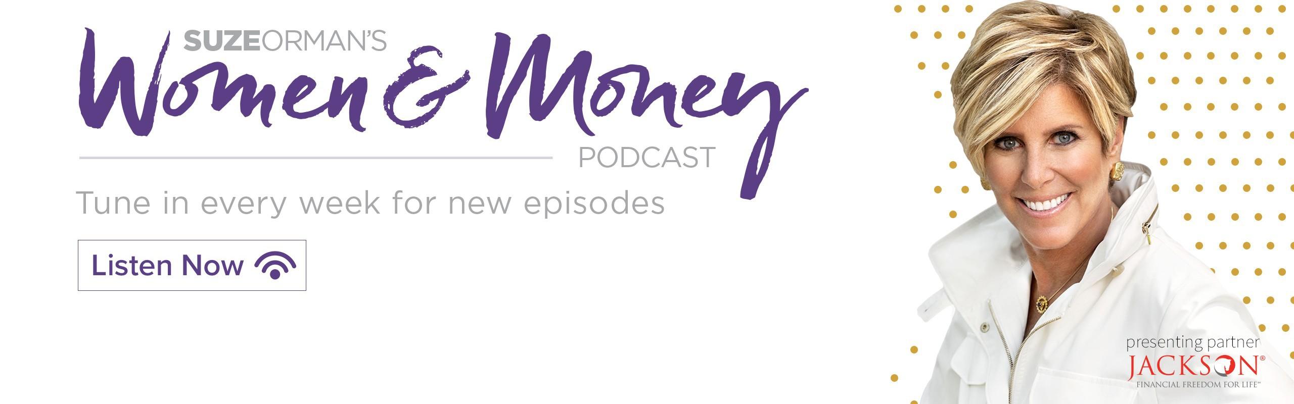 Suze Orman : Personal Finance Expert